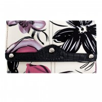 Giada Tri-fold Snap Closure Wallet
